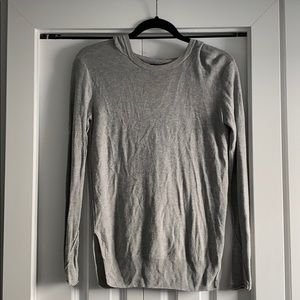 Wilfred free cashmere blend light sweater